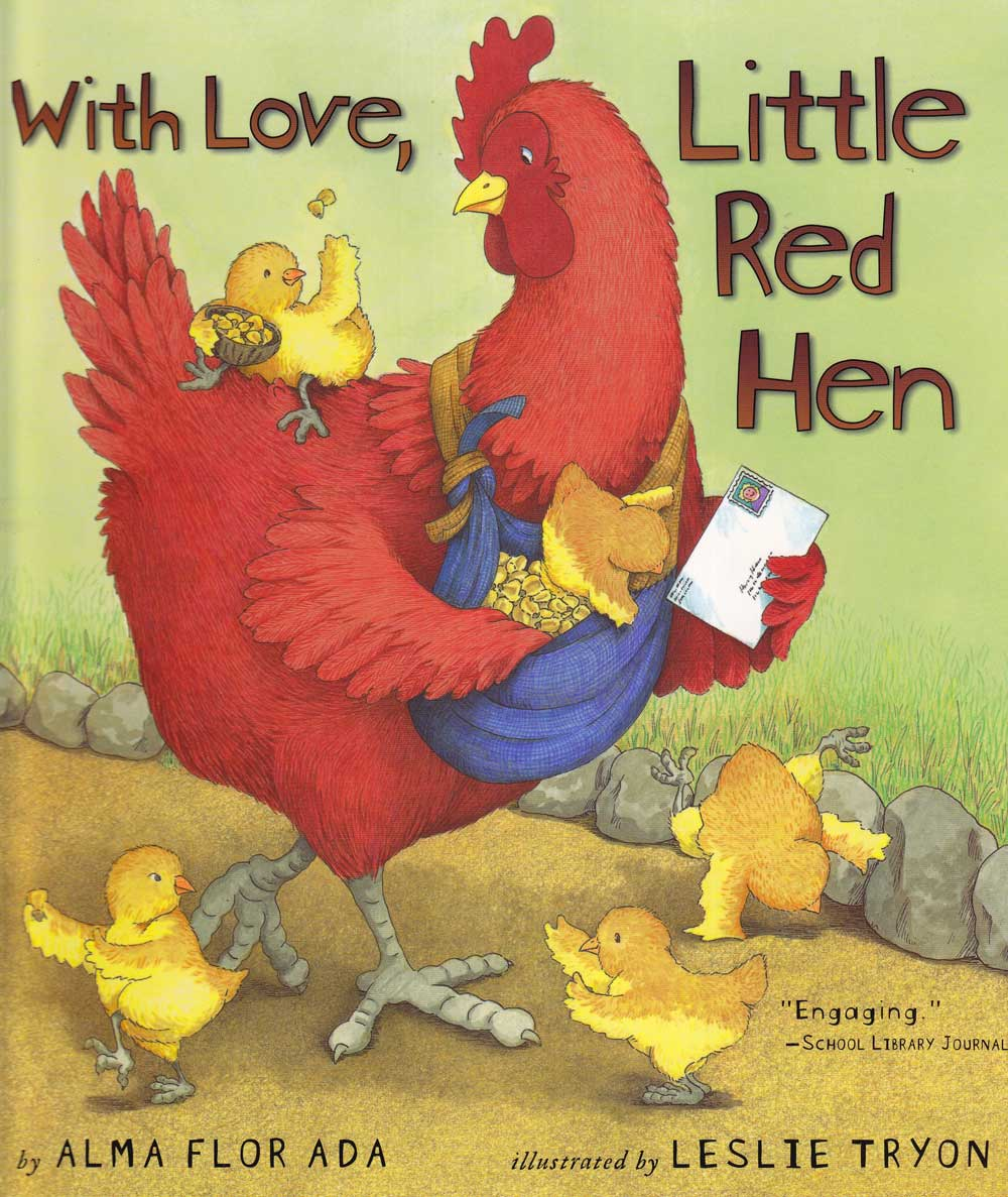 red hen essays The little red hen essays: over 180,000 the little red hen essays, the little red hen term papers, the little red hen research paper, book reports 184 990 essays.