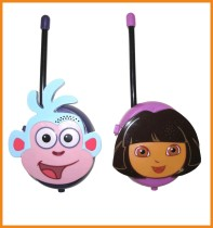 Dora and Boots Walkie Talkie