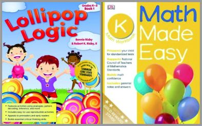 Logical Thinking and Math Books