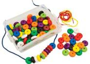 Abacus Lacing Beads