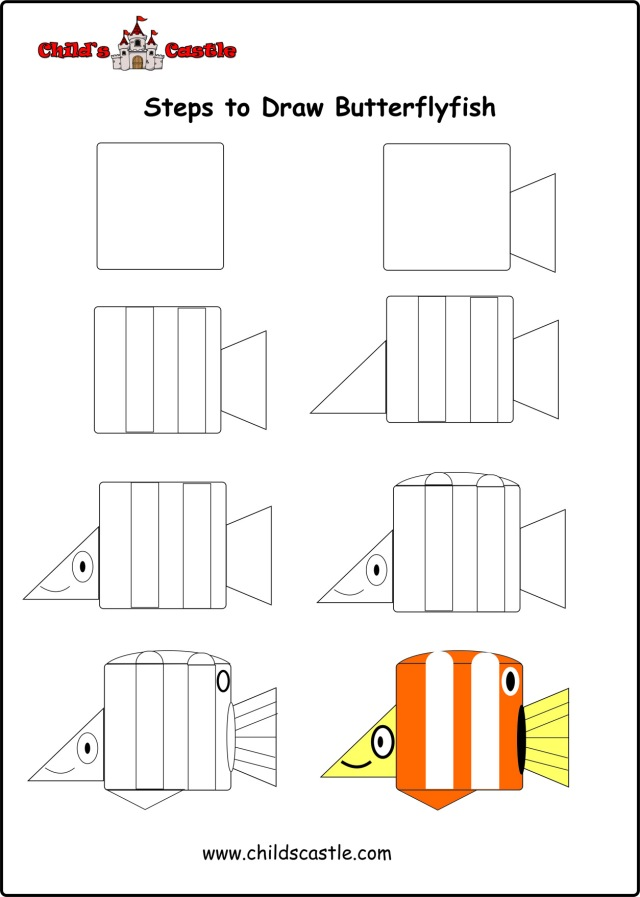 steps-to-draw-butterflyfish